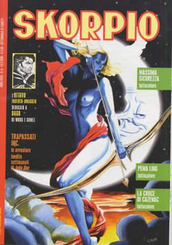 Copertina SKORPIO ANNO 32 n.6 - SKORPIO 2008             6, EDITORIALE AUREA