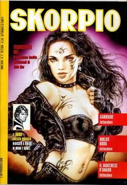 Copertina SKORPIO ANNO 33 n.17 - SKORPIO 2009            17, EDITORIALE AUREA