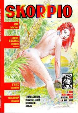 Copertina SKORPIO ANNO 33 n.24 - SKORPIO 2009            24, EDITORIALE AUREA