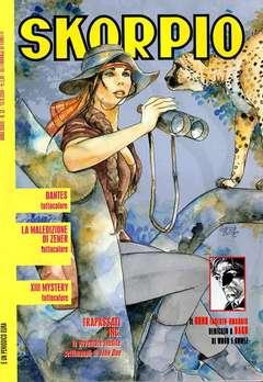 Copertina SKORPIO ANNO 33 n.32 - SKORPIO 2009            32, EDITORIALE AUREA