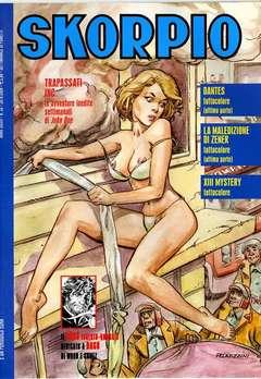 Copertina SKORPIO ANNO 33 n.33 - SKORPIO 2009            33, EDITORIALE AUREA