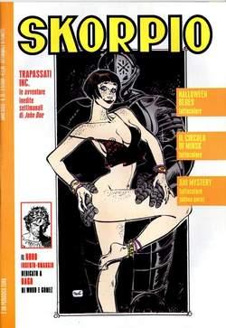 Copertina SKORPIO ANNO 33 n.35 - SKORPIO 2009            35, EDITORIALE AUREA