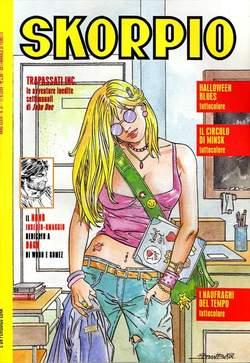 Copertina SKORPIO ANNO 33 n.37 - SKORPIO 2009            37, EDITORIALE AUREA