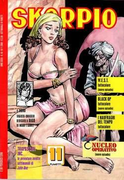 Copertina SKORPIO ANNO 33 n.46 - SKORPIO 2009            46, EDITORIALE AUREA
