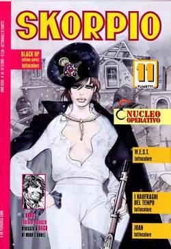 Copertina SKORPIO ANNO 33 n.49 - SKORPIO 2009            49, EDITORIALE AUREA