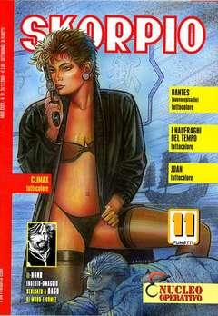 Copertina SKORPIO ANNO 33 n.51 - SKORPIO 2009            51, EDITORIALE AUREA