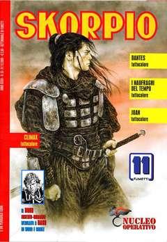 Copertina SKORPIO ANNO 33 n.52 - SKORPIO 2009            52, EDITORIALE AUREA