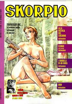 Copertina SKORPIO ANNO 33 n.5 - SKORPIO 2009             5, EDITORIALE AUREA