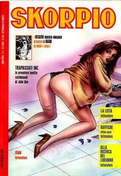 Copertina SKORPIO ANNO 33 n.2 - SKORPIO 2009             2, EDITORIALE AUREA