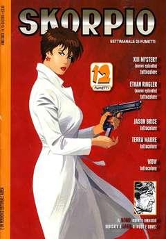 Copertina SKORPIO ANNO 34 n.13 - SKORPIO 2010             13, EDITORIALE AUREA