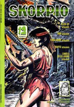 Copertina SKORPIO ANNO 34 n.20 - SKORPIO 2010            20, EDITORIALE AUREA
