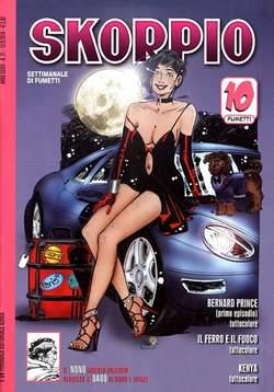 Copertina SKORPIO ANNO 34 n.31 - SKORPIO 2010            31, EDITORIALE AUREA