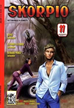 Copertina SKORPIO ANNO 34 n.32 - SKORPIO 2010            32, EDITORIALE AUREA