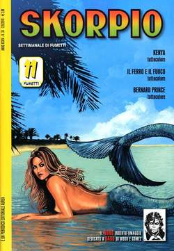 Copertina SKORPIO ANNO 34 n.34 - SKORPIO 2010            34, EDITORIALE AUREA