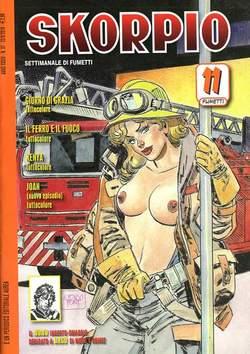 Copertina SKORPIO ANNO 34 n.37 - SKORPIO 2010            37, EDITORIALE AUREA