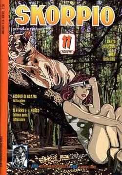 Copertina SKORPIO ANNO 34 n.38 - SKORPIO 2010            38, EDITORIALE AUREA