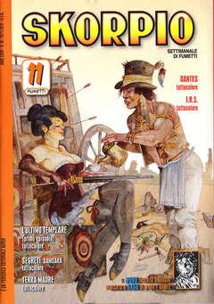 Copertina SKORPIO ANNO 34 n.46 - SKORPIO 2010            46, EDITORIALE AUREA
