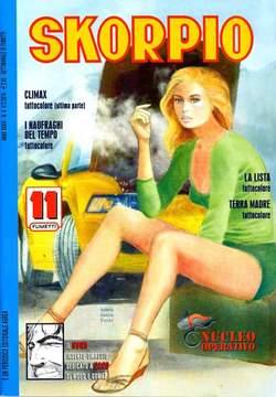 Copertina SKORPIO ANNO 34 n.4 - SKORPIO 2010             4, EDITORIALE AUREA