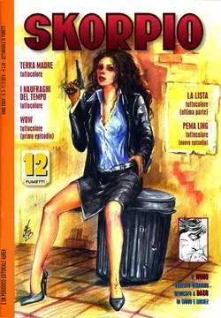 Copertina SKORPIO ANNO 34 n.5 - SKORPIO 2010             5, EDITORIALE AUREA