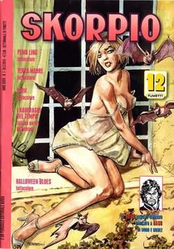 Copertina SKORPIO ANNO 34 n.7 - SKORPIO 2010             7, EDITORIALE AUREA