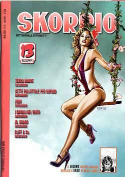 Copertina SKORPIO ANNO 35 n.19 - SKORPIO 2011             19, EDITORIALE AUREA