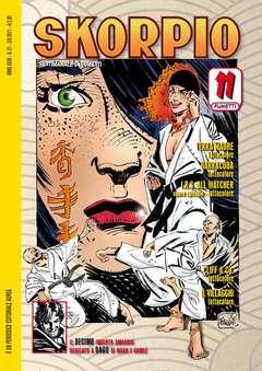 Copertina SKORPIO ANNO 35 n.21 - SKORPIO 2011             21, EDITORIALE AUREA