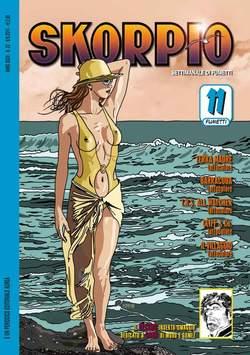 Copertina SKORPIO ANNO 35 n.22 - SKORPIO 2011             22, EDITORIALE AUREA