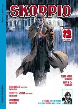Copertina SKORPIO ANNO 35 n.25 - SKORPIO 2011             25, EDITORIALE AUREA