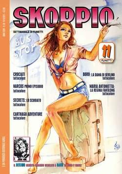 Copertina SKORPIO ANNO 35 n.49 - SKORPIO 2011             49, EDITORIALE AUREA