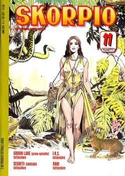 Copertina SKORPIO ANNO 35 n.2 - SKORPIO 2011             2, EDITORIALE AUREA