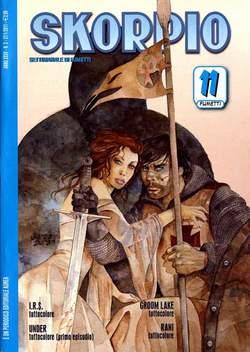 Copertina SKORPIO ANNO 35 n.3 - SKORPIO 2011             3, EDITORIALE AUREA