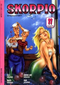 Copertina SKORPIO ANNO 35 n.4 - SKORPIO 2011             4, EDITORIALE AUREA