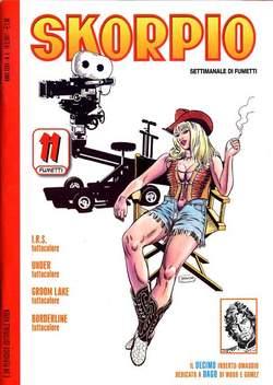 Copertina SKORPIO ANNO 35 n.5 - SKORPIO 2011             5, EDITORIALE AUREA
