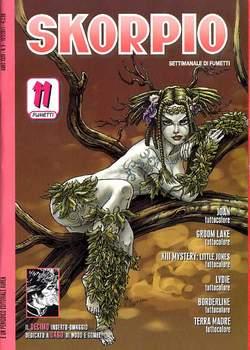 Copertina SKORPIO ANNO 35 n.9 - SKORPIO 2011             9, EDITORIALE AUREA