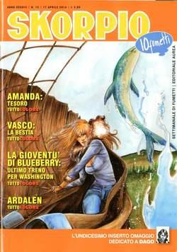 Copertina SKORPIO ANNO 38 n.15 - SKORPIO 2014             15, EDITORIALE AUREA
