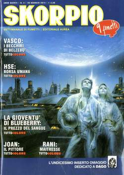 Copertina SKORPIO ANNO 38 n.4 - SKORPIO 2014             4, EDITORIALE AUREA
