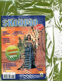 Copertina SKORPIO ANNO 38 n.1 - SKORPIO 2014             1, EDITORIALE AUREA