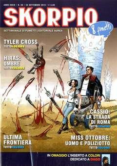 Copertina SKORPIO ANNO 39 n.38 - SKORPIO 2015             38, EDITORIALE AUREA