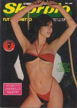 Copertina SKORPIO ANNO  4 n.28 - SKORPIO 1980            28, EDITORIALE AUREA