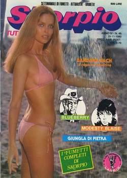 Copertina SKORPIO ANNO  4 n.46 - SKORPIO 1980            46, EDITORIALE AUREA