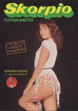 Copertina SKORPIO ANNO  4 n.52 - SKORPIO 1980            52, EDITORIALE AUREA