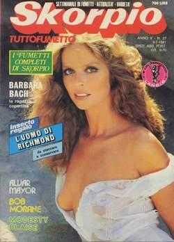 Copertina SKORPIO ANNO  5 n.27 - SKORPIO 1981            27, EDITORIALE AUREA