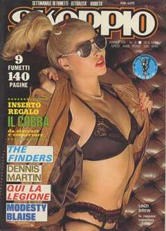 Copertina SKORPIO ANNO  7 n.5 - SKORPIO 1983             5, EDITORIALE AUREA