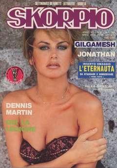 Copertina SKORPIO ANNO  8 n.3 - SKORPIO 1984             3, EDITORIALE AUREA