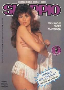 Copertina SKORPIO ANNO  9 n.14 - SKORPIO 1985            14, EDITORIALE AUREA