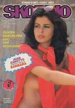 Copertina SKORPIO ANNO  9 n.23 - SKORPIO 1985            23, EDITORIALE AUREA