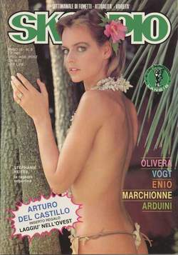 Copertina SKORPIO ANNO  9 n.5 - SKORPIO 1985             5, EDITORIALE AUREA