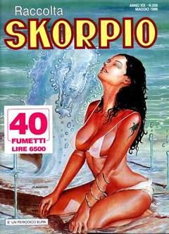 Copertina SKORPIO RACCOLTA n.258 - SKORPIO RACCOLTA           258, EDITORIALE AUREA