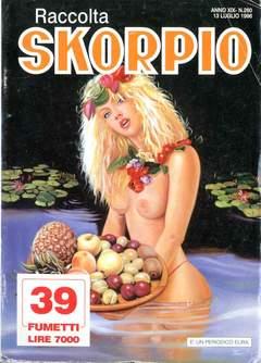 Copertina SKORPIO RACCOLTA n.260 - SKORPIO RACCOLTA           260, EDITORIALE AUREA