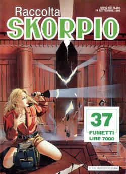 Copertina SKORPIO RACCOLTA n.264 - SKORPIO RACCOLTA           264, EDITORIALE AUREA